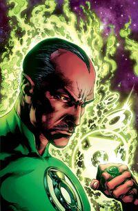 Green Lantern Vol 5 1 Textless