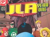 JLA: Year One Vol 1 3