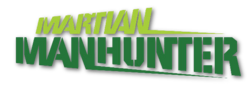 Martian Manhunter (2015) logo