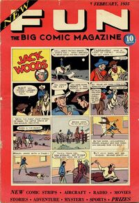 New Fun Comics Vol 1 1