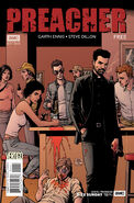Preacher Vol 1 1 AMC Reprint Variant