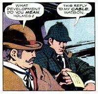 Sherlock Holmes 0002