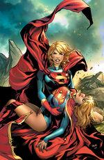 Two Supergirls
