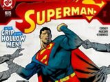 Adventures of Superman Vol 1 615