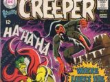 Beware the Creeper Vol 1 1