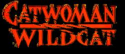 Catwoman Wildcat (1998) - DC logo