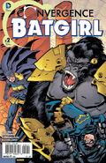 Convergence Batgirl Vol 1 2