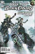 Green Arrow and Black Canary 24
