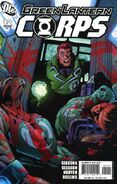 Green Lantern Corps v.2 12