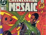 Green Lantern: Mosaic Vol 1 1