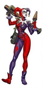 Harley Quinn BAA Bio Art