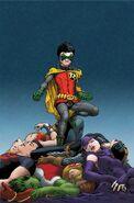 Robin Damian Wayne 0009