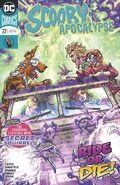Scooby Apocalypse Vol 1 22