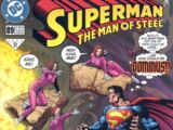 Superman: The Man of Steel Vol 1 89