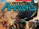 The Odyssey of the Amazons Vol 1 2