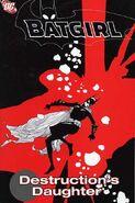 Batgirl Destruction's Daughter 001