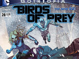 Birds of Prey Vol 3 28