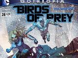 Birds of Prey Vol 3 28