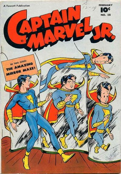 Captain Marvel Jr Vol 1 58 Dc Database Fandom Powered By Wikia