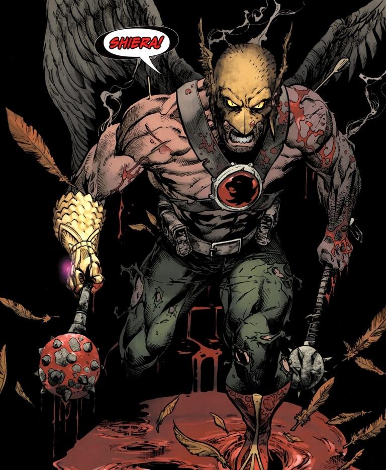 raven superhero symbol