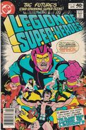 Legion of Super-Heroes Vol 2 262
