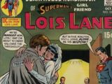 Superman's Girl Friend, Lois Lane Vol 1 105