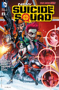New Suicide Squad Vol 1 2