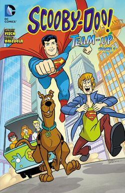 Cover for the Scooby-Doo! Team-Up Vol. 2 Trade Paperback