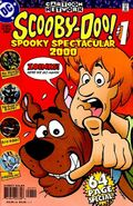 Scooby Doo Spooky Spectacular 2000 Vol 1 1