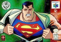 Superman 64 Box