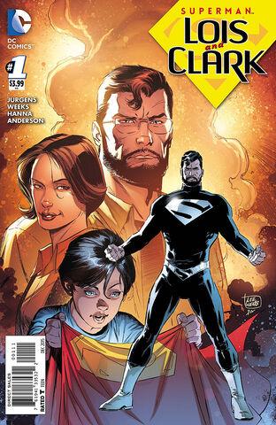 File:Superman Lois and Clark Vol 1 1.jpg