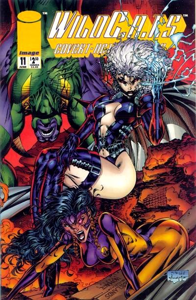 Image result for Wildcats 11 comic