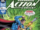 Action Comics Vol 1 993