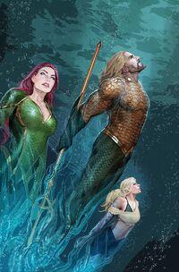 Aquaman Vol 8 31 Textless