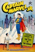 Captain Marvel, Jr. Vol 1 106