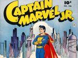 Captain Marvel, Jr. Vol 1 106