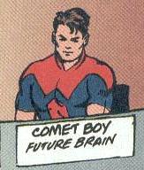 Comet Boy L.E.G.I.O.N. Archives 001