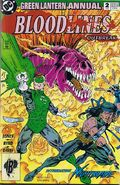 Green Lantern Annual Vol 3 2