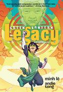 Green Lantern Legacy Vol 1 1