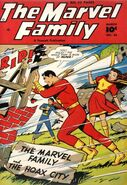 Marvel Family Vol 1 45