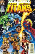 New Titans Annual 11