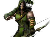 Oliver Queen (Injustice: Gods Among Us)