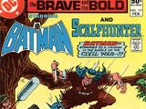 The Brave and the Bold Vol 1 171
