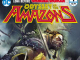 The Odyssey of the Amazons Vol 1 1