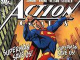 Action Comics Vol 1 830
