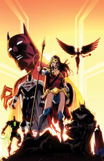 Wonder Woman and the Justice Lords