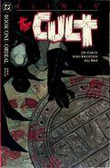 Batman The Cult Vol 1 1