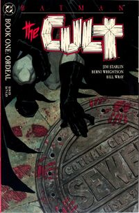 Batman The Cult Vol 1 1