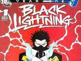 Black Lightning: Year One Vol 1 1