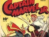 Captain Marvel, Jr. Vol 1 35